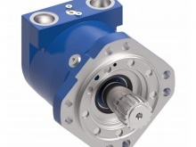 Гидромоторы Eaton VIS (Valve-In-Star) 45